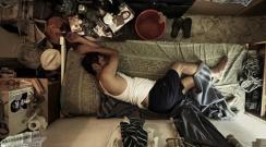 Hong Kong'un Fakir Yüzünü Tepeden Gösteren 8 Kare