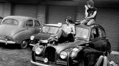 1960'ların İngiltere'sinden Siyah-Beyaz Kareler