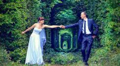 Olsa Olsa Masallarda Olur Dedirten Bir Aşk Tüneli