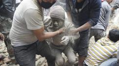20 Fotoğrafla Nepal'den İçler Acısı Görüntüler