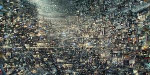 Hong Kong'un Duvar Şehrine Hoş Geldiniz!