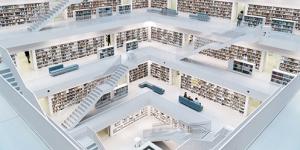Mutlaka Görmeniz Gereken Kitap Cenneti 20 Kütüphane