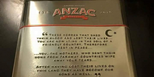 Çanakkale Savaşı'nın 100. Yılı Anısına Üretilen Anzac Bisküvisi
