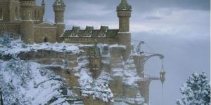 Avrupa'daki Kalelerin Büyüleyici 15 Kış Fotoğrafı
