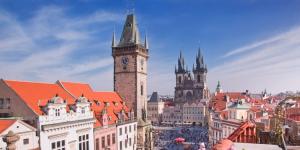 Zamanın Yitip Gittiği Kent, Prag