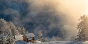 Birbirinden Muhteşem 26 Küçük Kış Evi