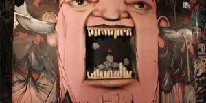 Eski Binalara Yeni Yüzler Çizen Grafiti Sanatçısı Nikita Nomerz