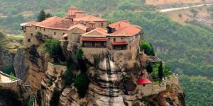 Uçurumun Kenarında Birbirinden Muhteşem 17 Köy