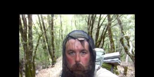 159 Gün Boyunca Gezen Adamın Selfie'leri