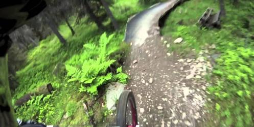 İzleyenlere bile adrenelin yaşatan spor; Dağ Bisikleti