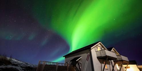 Norveç'in Muhteşem Kuzey Işıkları