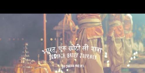 Hindistan'da Kısa Bir Yolculuk