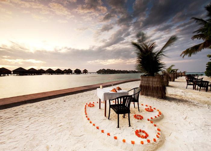 En İyi Balayı Yerleri; Maldivler