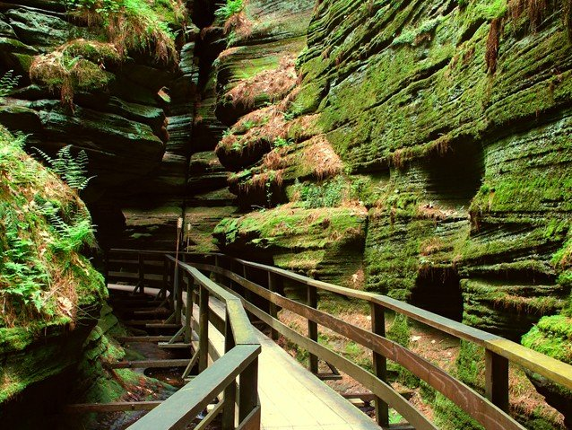 Dünyanın en güzel 10 kanyonu
