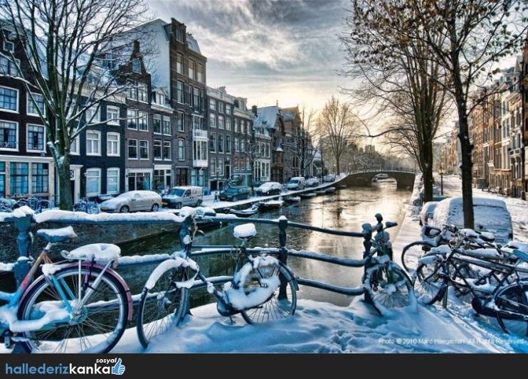 Kaçıp Amsterdam'a Yerleşmek İçin Geçerli 10 Sebep