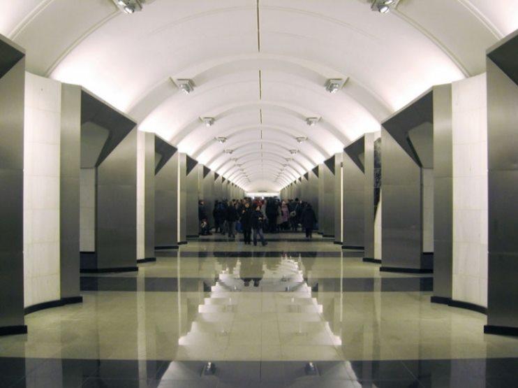 Moskova'nın İçinden Çıkmak İstemeyeceğiniz 19 Kareyle Metro İstasyonları