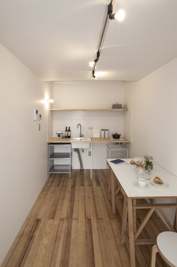 Ver öğrenciye 4 yıl otursun dedirtecek ev: Spiral apartman