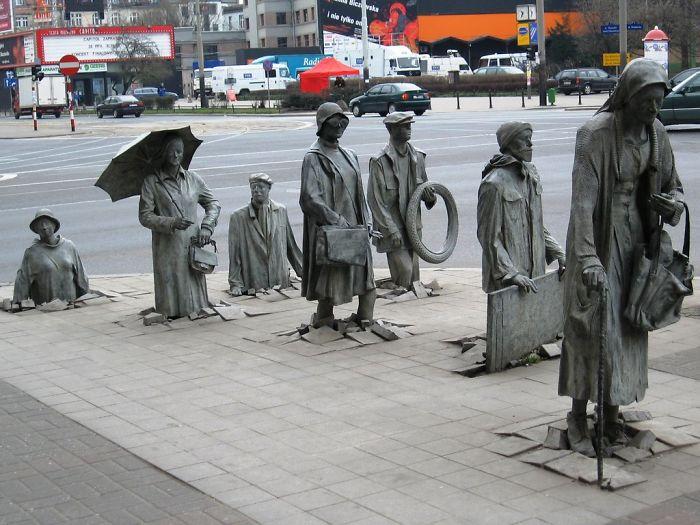 Dünyanın En Yaratıcı 20 Heykel ve Anıtı