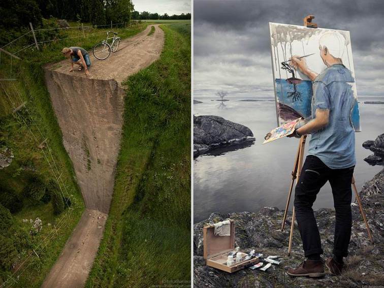 Doğayla Manipülasyonu Anlatan Hayran Kalacağınız 15 Fotoğraf